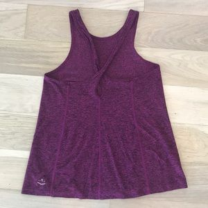 BNWT Spacedye Beyond Yoga Tank